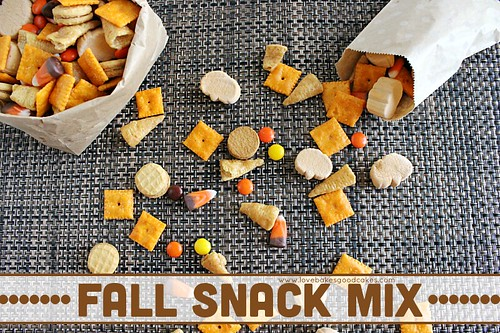 Fall Snack Mix 2