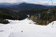 GPS Krompachy - široká černá s výhledem na Tatry