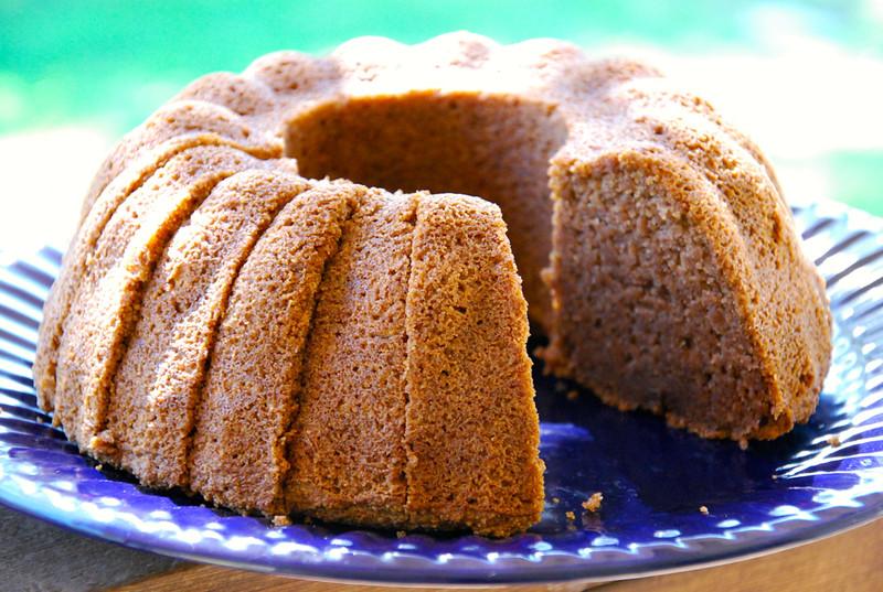 Grain Free Maple Cinnamon Bundt Cake - Life Made Full