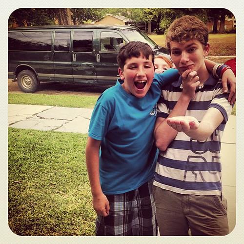Cousins. #family #lifeatwewillgo #photobomb #cousins