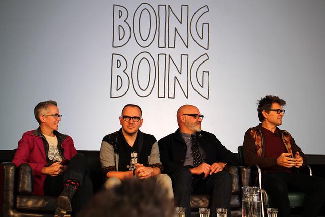 Boing Boing Panel