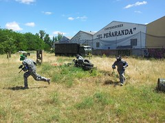 PAINTBALL EN SALAMANCA f430 Karting Salamanca