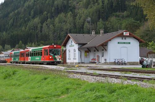 18.09.2013 (XI); Oostenrijk, dag 19, cargo op de Murtalbahn