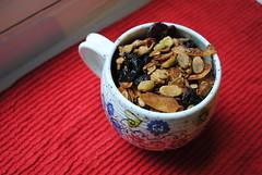 breakfast cereal, meal, breakfast, food, dish, dessert, muesli, cuisine,
