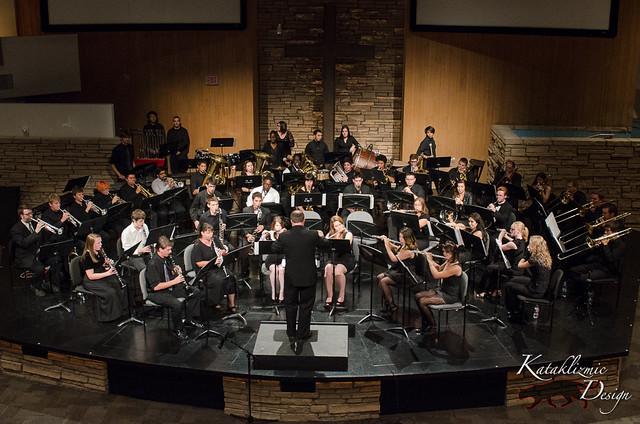 Mesa Community College Music Concert - FBC Scottsdale 10-15-13