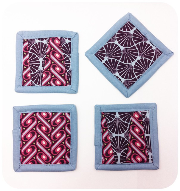 Sewing for all Seasons Coaster Project