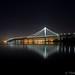 New Bay Bridge Span in the morning.