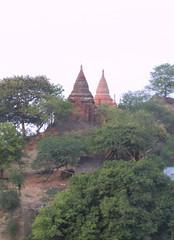 Malika Ferry - river views near Bagan