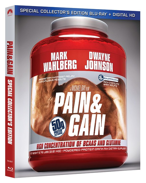 Pain & Gain Special Collector's Edition Blu-ray