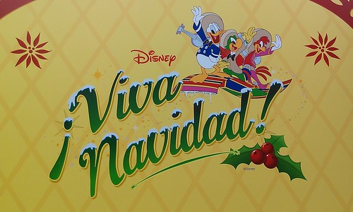 Viva Navidad Art featuring The Three Caballeros