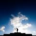 A Bigger Piece of Sky by Thomas Hawk