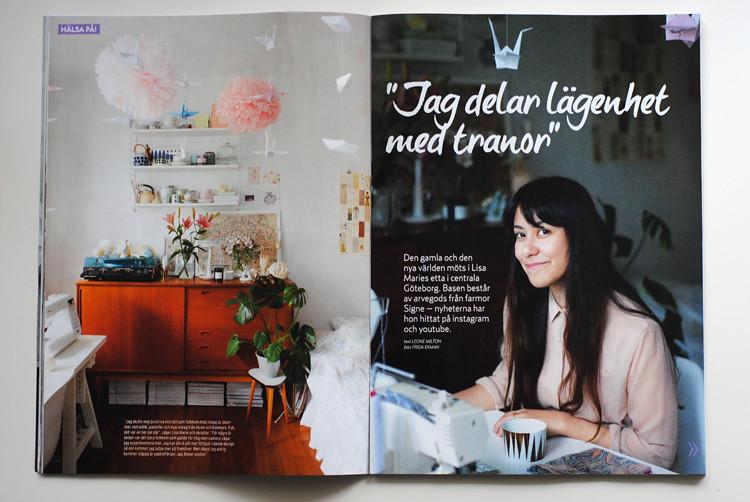 Aftonbladet - Härligt Hemma issue #46