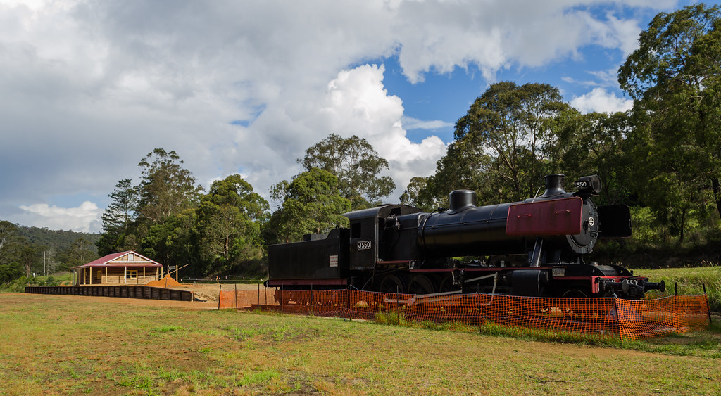 J550 at Noojee by Simon Yeo