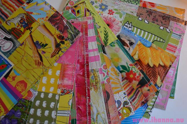 DIY Sewing Postcard