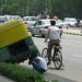 Auto-rickshaw break down /repair