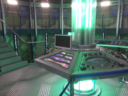 Doctor Who  The 11th Doctors TARDIS  Roblox