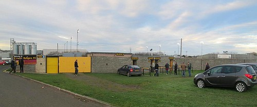 Shielfield Park, Main Entrance full