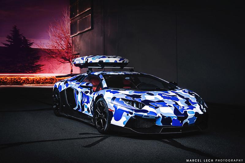 Arctic Prepped Lamborghini Aventador With Innotech