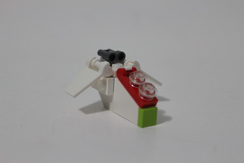 LEGO Star Wars 2013 Advent Calendar (75023) - Day 8 - Republic Gunship