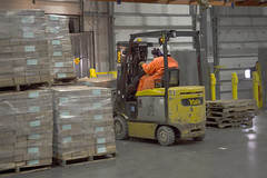 vehicle, transport, warehouse, forklift truck,