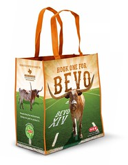 Bevo Bags at HEB
