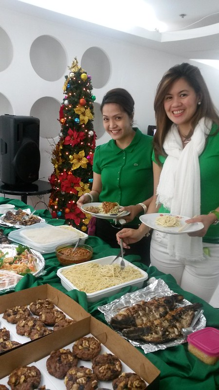 christmas party in the philippines