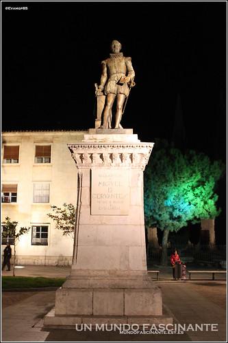 Valladolid y Cervantes