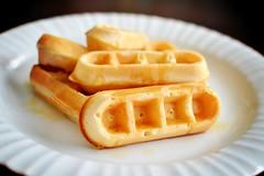 meal, breakfast, belgian waffle, food, dish, dessert, waffle,