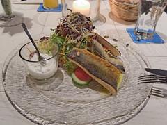 Abendessen, im Brigantinus in Konstanz