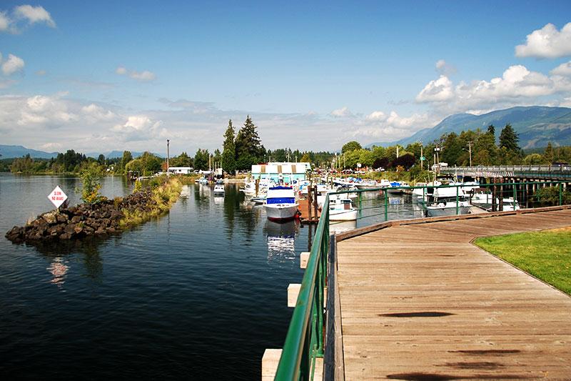 Will Creek Vancouver Island