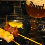 ベルギービール大好き!! デュベル トリプルホップ2013 Duvel Tripel Hop2012@焼き鳥のなかい
