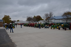 Mecum Gone Farmin' Iowa 2013