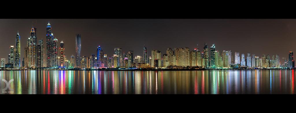 Dubai Colors Symphony