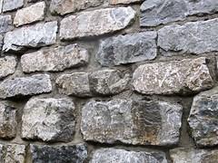 Stone wall at Coldstones Cut