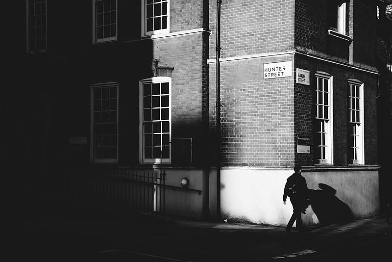 Hunter Street.