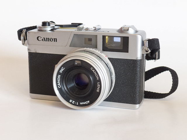 Canon Canonet 28   Flickr - Photo Sharing!