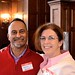 Shashi Bellamkonda (@shashib) and Karen Snyder at #xPotomac14 by Geoff Livingston