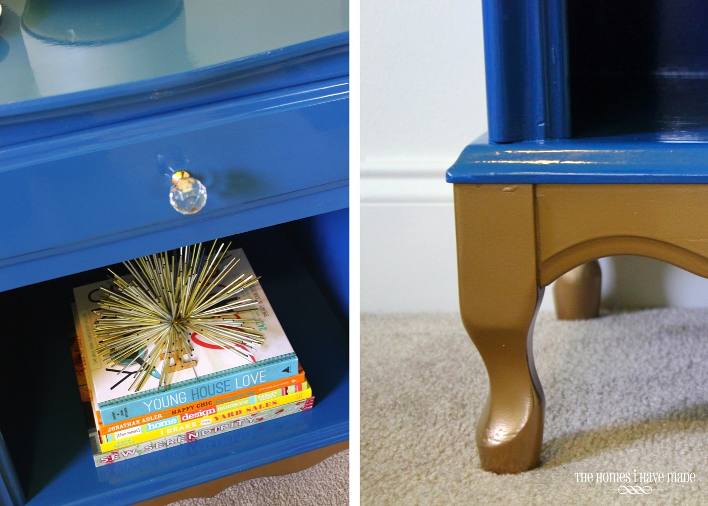 Blue and Gold Nightstand-012