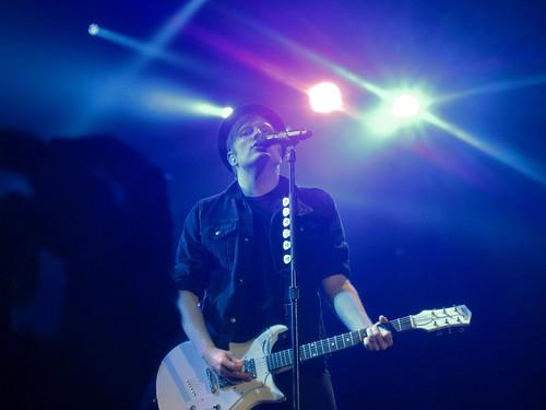Fall Out Boy Heineken Music Hall mashup foto - IMG_9061_EDIT