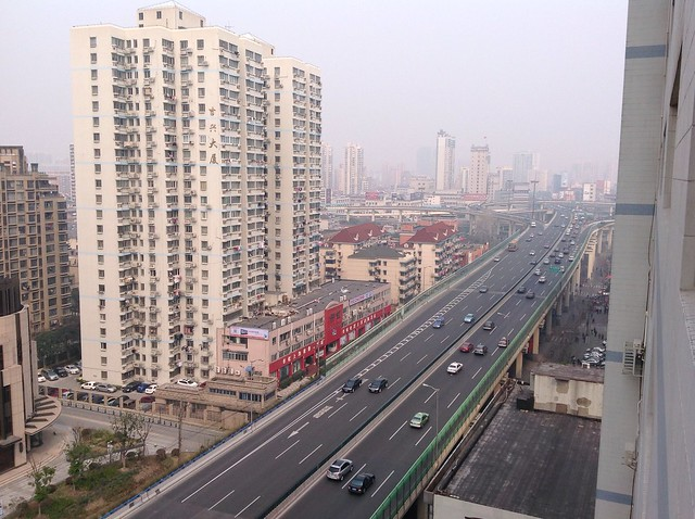 Mar 10, 2014 - city highway near my home