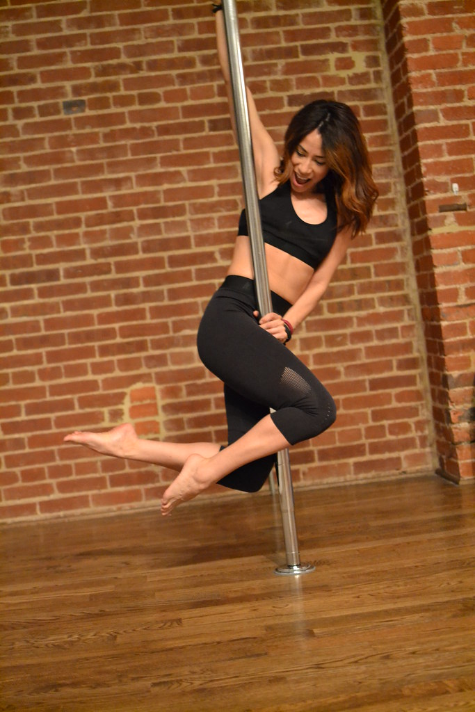 Spicy Candy DC, Pole Pressure, Pole Dancing, Get Fit 059