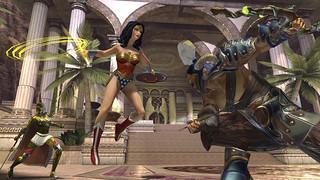 DC Universe Online DLC: Amazon Fury Part I
