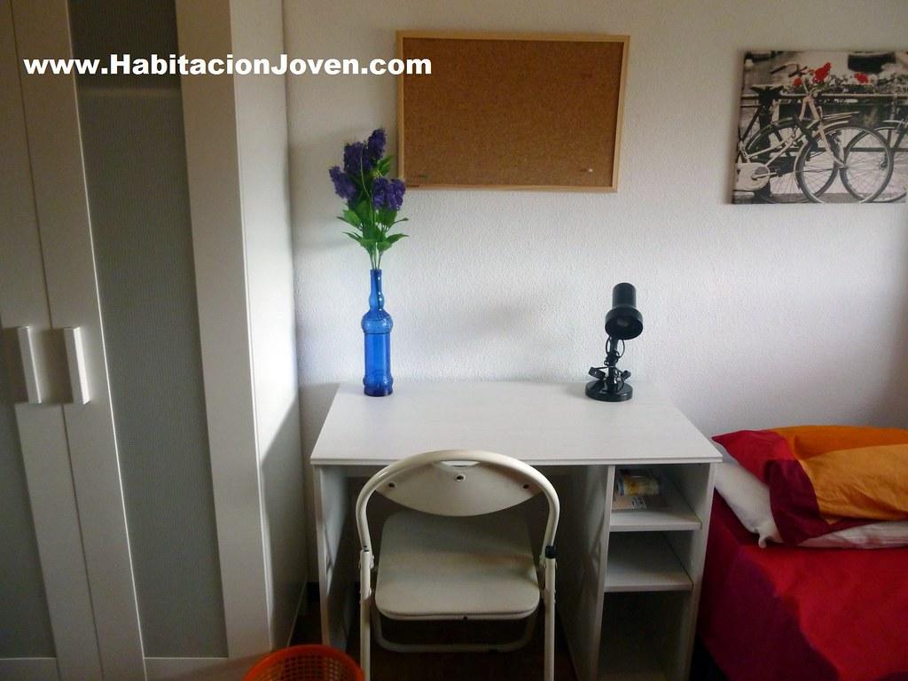 Alquilar habitaci n madrid moratalaz c arroyo de las for Alquiler de habitaciones en madrid