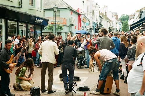 Brighton Busking Kings