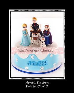 Norie's Kitchen - Frozen Cake 2