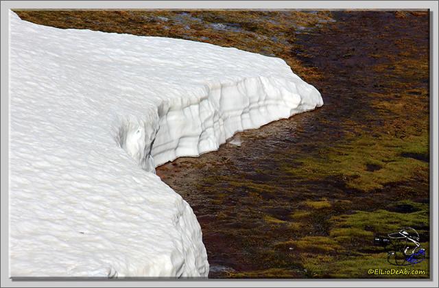 Lagunas de Neila (Burgos) heladas (4)
