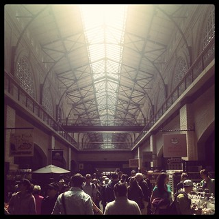 Ferry Building, San Francisco.