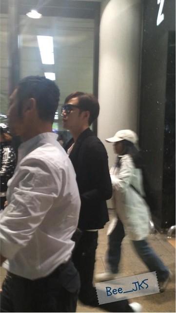 [Pics] Jang Keun Suk returned from Japan to Korea_20140510 13966903177_b52194e46c_z