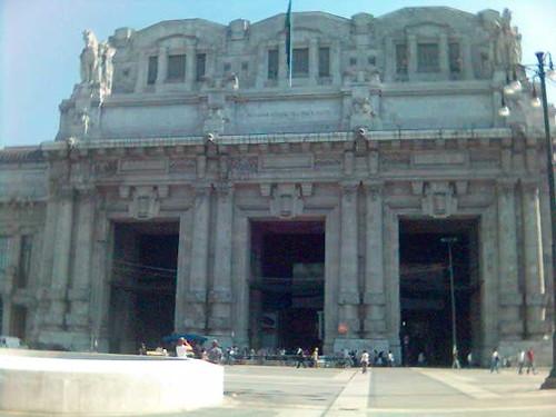 Milano Bahnhof 3