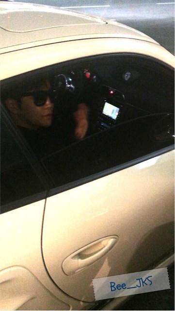 [Pics] Jang Keun Suk returned from Japan to Korea_20140510 14173640713_b0a2294bc5_z